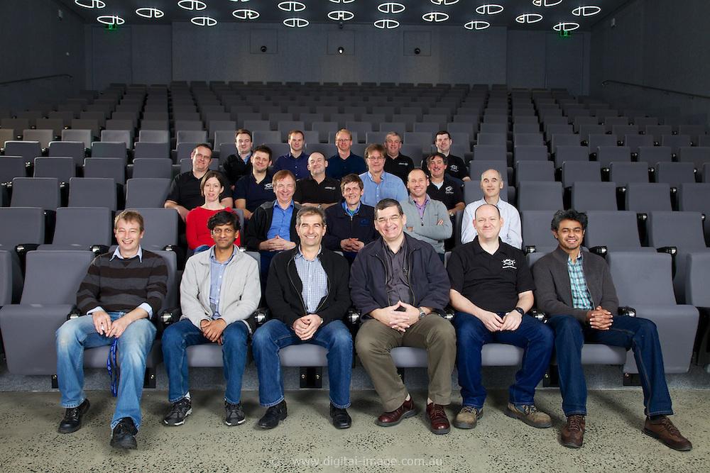 Engineering teams, Australian Synchrotron