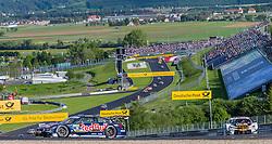 21.05.2016, Red Bull Ring, Spielberg, AUT, DTM Red Bull Ring, Rennen, im Bild Marco Wittmann (GER, BMW M4 DTM), Tom Blomqvist (GRB, BMW  M4 DTM) // during the DTM Championships 2016 at the Red Bull Ring in Spielberg, Austria, 2016/05/21, EXPA Pictures © 2016, PhotoCredit: EXPA/ Dominik Angerer