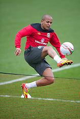 120227 Wales Training