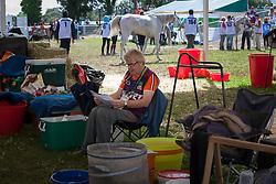 Frans Arts, (NED)<br /> Endurance - Alltech FEI World Equestrian Games™ 2014 - Normandy, France.<br /> © Hippo Foto Team - Jantien Van Zon