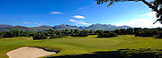A panoramic view of Beaufort Golf Club in County Kerry..Picture by Don MacMonagle
