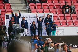Team France <br /> PSI FEI European Championships Jumping - Herning 2013<br /> © Dirk Caremans