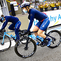 Emma Norsgaard. 2021 Healthy Ageing Tour. Stage 1: Assen Circuit. 10.3.2021.