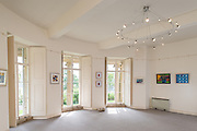 The interior of The Haining, an A Listed Palladian House (c1795-1820), in Selkirk, the Scottish Borders. Images taken after the 2013 & 2014 renovations, by the Haining Charitable Trust.