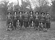 Gir Guides  Killarney in the 1930's.<br /> Picture: macmonagle archive<br /> e: info@macmonagle.com