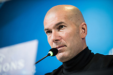 Real Madrid press conference - 2 April 2018