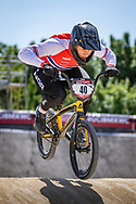 2021 UCI BMXSX World Cup<br /> Round 2 at Verona (Italy)<br /> ^me#40 NAVRESTAD, Tore (NOR, ME) Team_NOR, Speedco