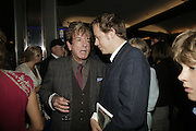 NICKY HASLAM AND TOM PARKER BOWLES, The John Betjeman Variety Show, sponsored by Shell, in aid of Sane. In the Presnece of the Prince of Wales and the Duchess of Cornwall. Prince of Wales theatre. London. 10 September 2006. ONE TIME USE ONLY - DO NOT ARCHIVE  © Copyright Photograph by Dafydd Jones 66 Stockwell Park Rd. London SW9 0DA Tel 020 7733 0108 www.dafjones.com
