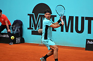 Fabio Fognini of Italy during the Mutua Madrid Open 2021, Masters 1000 tennis tournament on May 3, 2021 at La Caja Magica in Madrid, Spain - Photo Laurent Lairys / ProSportsImages / DPPI
