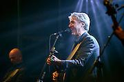 Nederland, the Netherlands, Nijmegen, 19-7-2015 Live optreden, concert van Frank Boeijen met groep, band, op het kelfkensbos, museumplein, tijdens de Nijmeegse zomerfeesten, vierdaagsefeesten. Foto: Flip Franssen/Hollandse Hoogte
