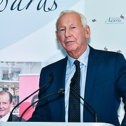 Winner of  Sport – Bob Wilson OBE the 7th annual Churchill Awards honour achievements of the Over 65's at Claridge's Hotel on 10 March 2019, London, UK.