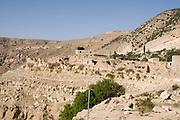Middle East, Hashemite Kingdom of Jordan, The old village of Dana