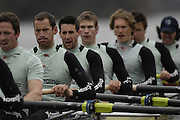 Putney. GREAT BRITAIN,  during the pre boat race fixture, Cambridge University  vs Molesey Boat Club, Eight   raced over the Boat Race Course, on the River Thames, London, on Fri.  23.03.2007,  [Photo Peter Spurrier/Intersport Images] .Crew: CUBC right to left,  bow, Kip McDANIEL, Dan O'SHAUGHNESSY, Peter CHAMPION,.Jacob (Jake) CORNELIUS, Tom JAMES (President), Kieran WEST, Sebastian  SCHULTE, , Rowing Course: River Thames, Championship course, Putney to Mortlake 4.25 Miles, , Varsity Boat Race