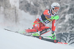 Sebastian Foss-Solevaag (NOR) during 1st run of Men's Slalom race of FIS Alpine Ski World Cup 57th Vitranc Cup 2018, on March 4, 2018 in Kranjska Gora, Slovenia. Photo by Ziga Zupan / Sportida