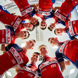 20160303: SLO, Cycling - Official presentation of KK Adria Mobil