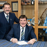 St J Tommy Wright New Contract