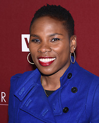 February 20, 2019 - LUVVIE AJAYI attends VH1 Trailblazer Honors celebrate female empowerment held at Wilshire Ebell Theatre. (Credit Image: © Billy Bennight/ZUMA Wire)
