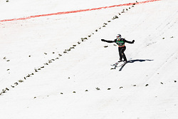 Robert Johansson (NOR) during the trial round of the Ski Flying Hill Individual Competition at Day 4 of FIS Ski Jumping World Cup Final 2019, on March 24, 2019 in Planica, Slovenia. Photo Peter Podobnik / Sportida