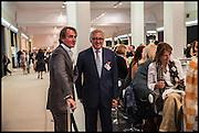 TIM JEFFERIES; EDMONDO DI ROBILAND, Masterpiece London 2014 Preview. The Royal Hospital, Chelsea. London. 25 June 2014.