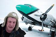 The Ice Pilots of Buffalo Airways, Yellowknife, NWT, Canada