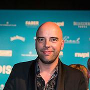NLD/Amsterdam//20140331 - Uitreiking Edison Pop 2014,Leon Verdonschot