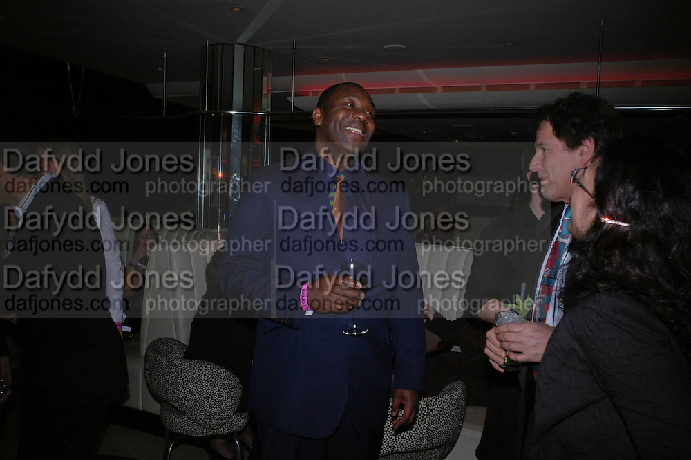 Lenny Henry, First night party for Smaller  at Floridita, 100 Wardour Street W1 on Tuesday 4 AprilONE TIME USE ONLY - DO NOT ARCHIVE  © Copyright Photograph by Dafydd Jones 66 Stockwell Park Rd. London SW9 0DA Tel 020 7733 0108 www.dafjones.com
