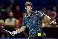 14-11-2018. Nitto ATP Tour Finals Tennis 141118