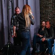 NLD/Hilversum/20130311 - Persconferentie Anouk deelname Songfestival 2013,