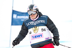 21.01.2017, Hahnenkamm, Kitzbühel, AUT, FIS Weltcup Ski Alpin, KitzCharity Trophy, im Bild Andreas Weißenbacher (BWT) // during the KitzCharity Trophy of FIS Ski Alpine World Cup at the Hahnenkamm in Kitzbühel, Austria on 2017/01/21. EXPA Pictures © 2017, PhotoCredit: EXPA/ Serbastian Pucher