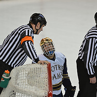 Notre Dame vs. Bowling Green Men's Ice Hockey