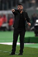 Gennaro Gattuso, Milan coach.<br /> Roma 09-05-2018  Stadio Olimpico  <br /> Football Calcio Finale Coppa Italia / Italy's Cup Final 2017/2018 Juventus - Milan<br /> Foto Antonietta Baldassarre / Insidefoto