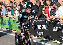 11.05.2019, San Luca, ITA, Giro d Italia 2019, 1. Etappe, Bologna nach San Luca (8km), im Bild Rafal Majka (POL, Bora - Hansgrohe) // Rafal Majka of Poland (Bora - Hansgrohe) during stage 1 of the 102nd Giro d'Italia cycling race from Bologna to San Luca (8km). San Luca, Italy on 2019/05/11. EXPA Pictures © 2019, PhotoCredit: EXPA/ Reinhard Eisenbauer