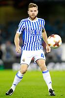 Real Sociedad's Asier Illarramendi during Europa League, Group L, match 1. September 14,2017. (ALTERPHOTOS/Acero)