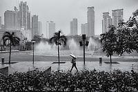 Afternoon Showers, Kuala Lumpur