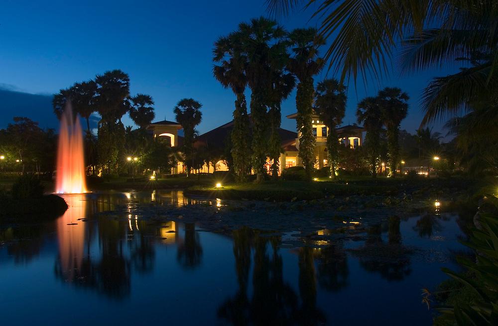 Sofitel Hotel and Resort.