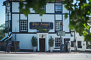 "Henley On Thames. Oxfordshire/ Berkshire. United Kingdom. 26/17.05.2017. General View, ""The Angel on the bridge"" . <br /> <br /> <br /> [Mandatory Credit Peter SPURRIER/Intersport Images]"