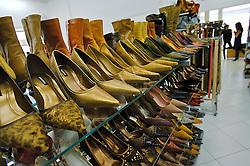 Cristófoli, loja de sapatos em Novo Hamburgo, no Vale dos Sinos, também conhecido como o pólo coureiro calçadista no Rio Grande do Sul. FOTO: Jefferson Bernardes/Preview.com