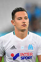 Florian Thauvin of Marseille  during the French Ligue 1 match between Marseille and Lorient at Stade Velodrome on August 26, 2016 in Marseille, France. (Photo by Dave Winter/Icon Sport)