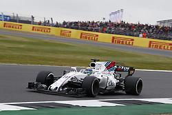 July 15, 2017 - Silverstone, Great Britain - Motorsports: FIA Formula One World Championship 2017, Grand Prix of Great Britain, .#19 Felipe Massa (BRA, Williams Martini Racing) (Credit Image: © Hoch Zwei via ZUMA Wire)