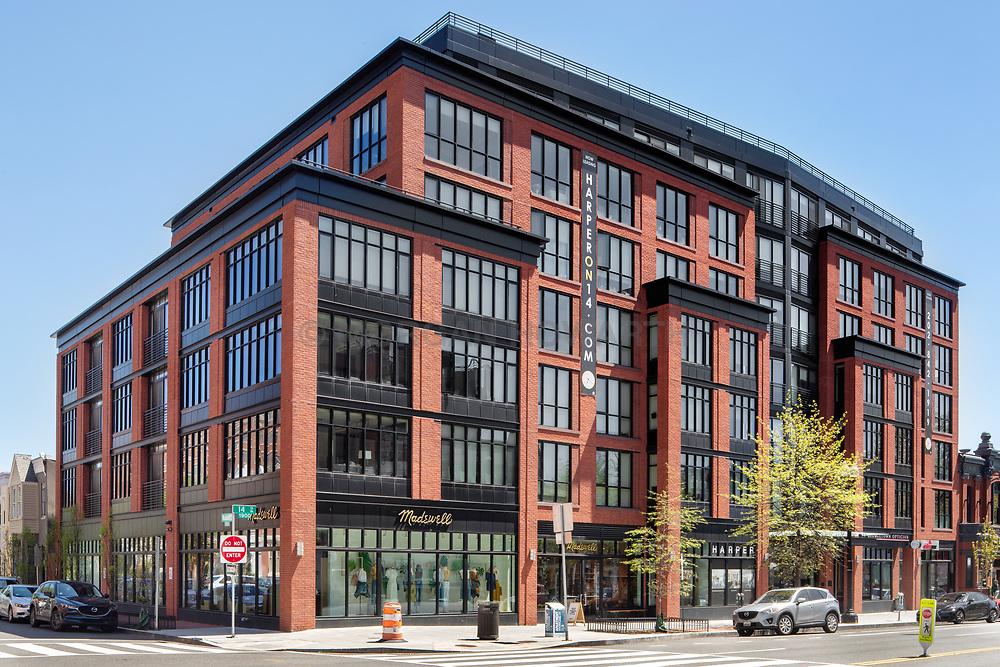 1919 14th St Washington, DC Building exterior