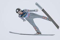 03.01.2021, Bergiselschanze, Innsbruck, AUT, FIS Weltcup Skisprung, Vierschanzentournee, Innsbruck, Einzelbewerb, Herren, im Bild Timon Pascal Kahofer (AUT) // Timon Pascal Kahofer of Austria during the men's individual competition for the Four Hills Tournament of FIS Ski Jumping World Cup at the Bergiselschanze in Innsbruck, Austria on 2021/01/03. EXPA Pictures © 2020, PhotoCredit: EXPA/ JFK