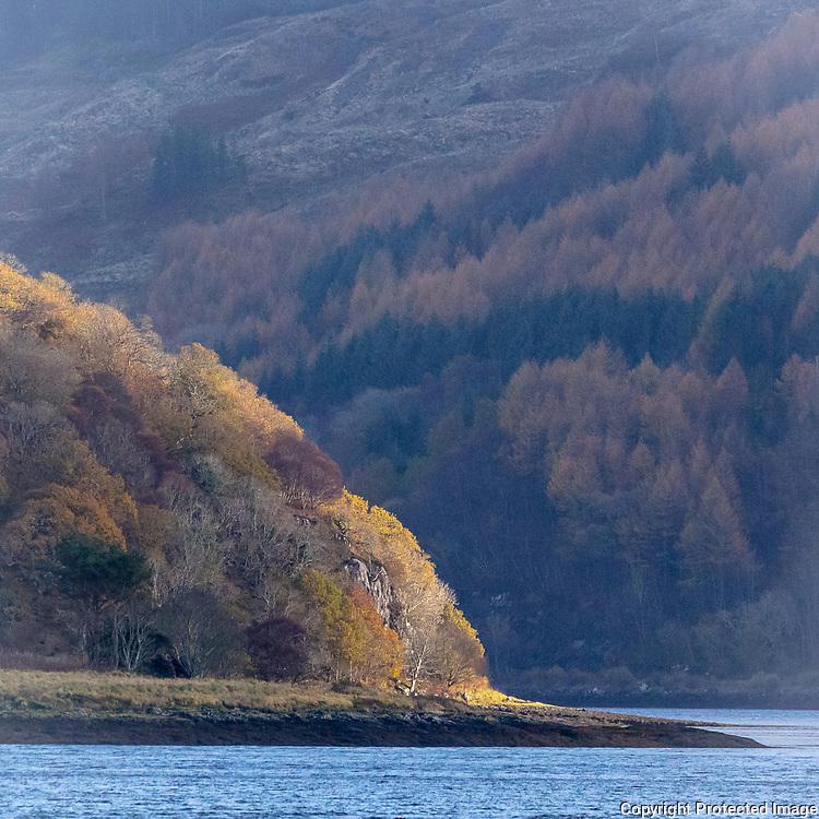 Loch Feochan, Argyll, Scotland.