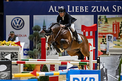 Bengtsson Rolf Goran, SWE, Ermindo W<br /> Veolia Championat<br /> Braunschweig - Löwenclassics 2019<br /> © Hippo Foto - Stefan Lafrentz