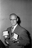 1962 - George P.M. Vitty, export Sales Manager with Williams and Woods
