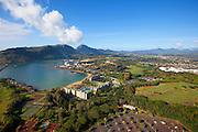 Kalapaki Beach, Nawiliwili Bay, Kauai Marriott, Lihue, Kauai, Hawaii