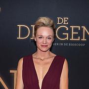 NLD/Amsterdam/20181023 -  Film premiere De Dirigent, Sophie van Winden