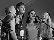 Johnsmith, Amanda Walther, Martyn Joseph, Beth Wood<br /> and Sheila Carabine.  2011