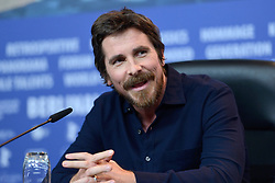 Christian Bale attending the Vice Press Conference as part of the 69th Berlin International Film Festival (Berlinale) in Berlin, Germany on February 11, 2019. Photo by Aurore Marechal/ABACAPRESS.COM