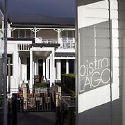 Bistro Lago at the Hilton Hotel,  Lake Taupo, Taupo, New Zealand,, 7th January 2011. Photo Tim Clayton