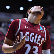 NCAA Tournament First Round - New Mexico State vs. Clemson